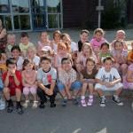 Einschulung 2009 Klasse 1a