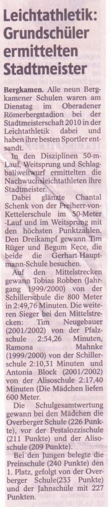 Stadtmeisterschaft Westf Rundschau 17_6
